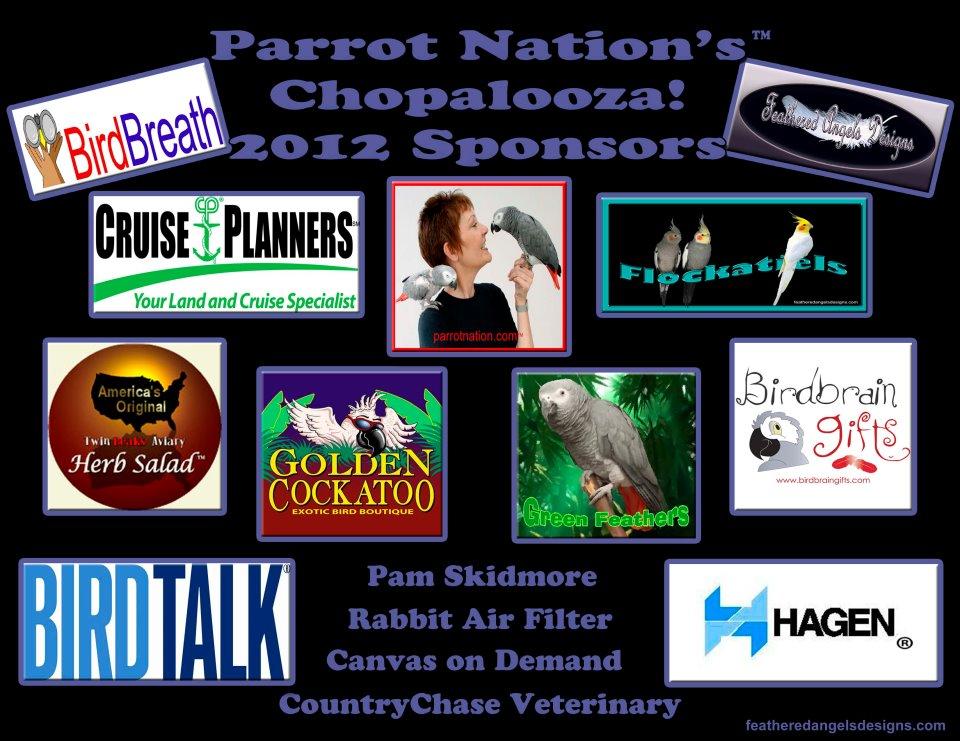 Parrot Nation's Chopalooza!