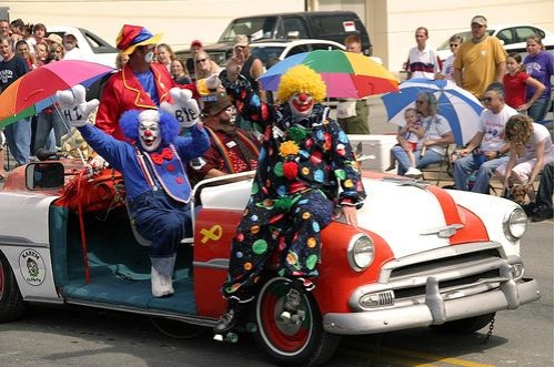 clown car1